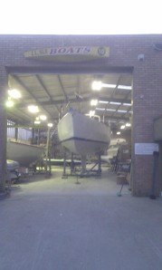 Oceanic 46 ready to roll out the door.